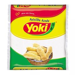 Polvilho Azedo Yoki 500g