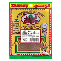Sete Pimentas Zeenny 50g