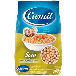Soja em Grão Camil 500g