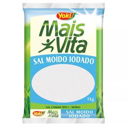 Sal Mais Vita Yoki 1kg