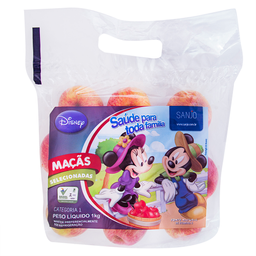 Maçã Disney Pacote 1kg