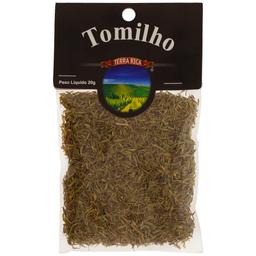 Tomilho Terra Rica 20g