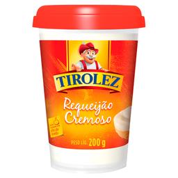Requeijão Tirolez 200g