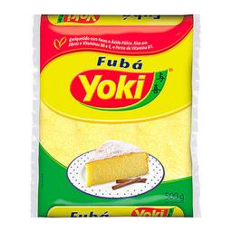 Fubá Yoki 500g