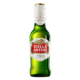 Stella Artois Long Neck - 355ml