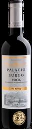 Vinho Tinto Palacio del Burgo Rioja DOCa 2016