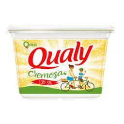 Qualy Margarina Vita Com Sal
