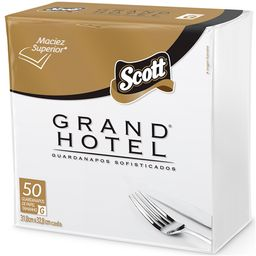 Scott Guardanapo Grand Hotel Grand Hotel Familia Regular