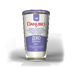 Requeijão Sem Lactose Danubio 220G