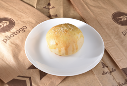 Pão De Batata - Frango Com Requeijão