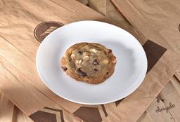 Cookie Cranberry Com Chocolate Branco