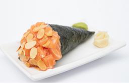 Temaki Salmão Crunchy - 150g