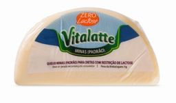 Queijo Minas Padrao Sem Lactose Vitalatte