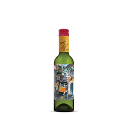 Vinho Português Vidigal Porta 6 Branco 375Ml