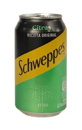 Refrigerante Schweppes Citrus Original Lt 350ml
