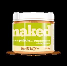 Naked Pasta de Pistache Com Chocolate Branco Vegana G