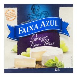 Queijo Brie Faixa Azul Forma