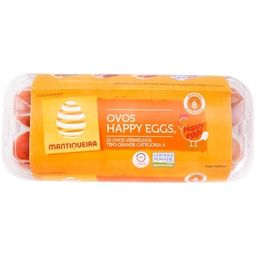 Ovo Vermelho Happy Eggs Mantiqueira