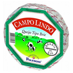 Queijo Brie Campolindo Pequeno