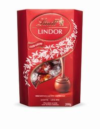 Chocolate Sui Lindor Ball Milk Box Lindt 200g