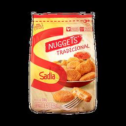 Nuggets Frango Tradicional Sadia 300g