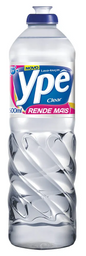 Detergente Líquido Clear Ype 500ml