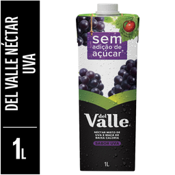 Del Valle Nectar Uva