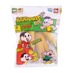 Turma Da Mônica Banana Prata