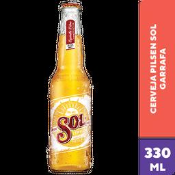 Cerveja Sol Long Neck 330ml