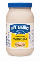 50% na 2 Unid Maionese Hellmanns 500g