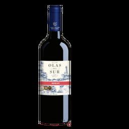 Olas Del Sur Vinho Chileno Lfe Merlot