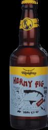 Cerveja Horny Pig Blondine 500ml