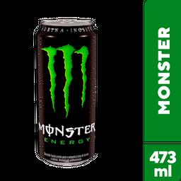 Bebida Energetica Monster Energy Lt 473Ml