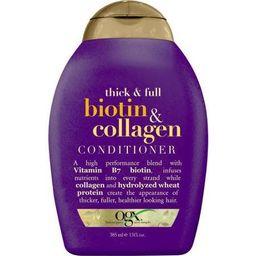 Condicionador Biotin & Collagen Ogx 385Ml