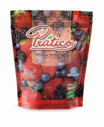 Frutas Vermelhas Congelado Pratico 400g
