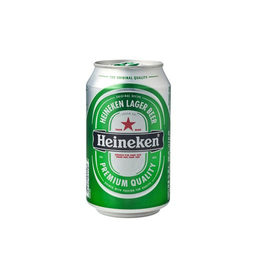 Cerveja Heineken Lt 350ml