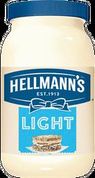 50% na 2 Unid Maionese Light Hellmanns 500g