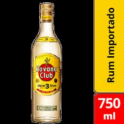 Havana Club Rum 3 Years Old