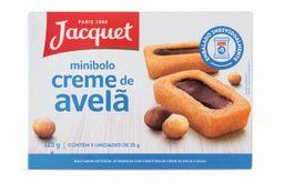 Mini Bolo Chocolate Chef Jacquet 30g
