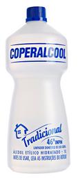 Álcool Etílico Cooperalcool 46% Volume 1 L