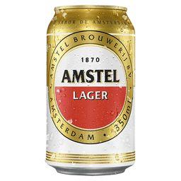 Cerveja Amstel Lt 350ml