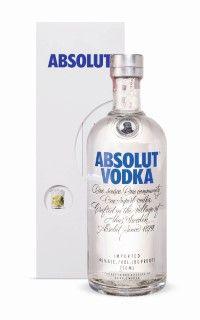 Vodka Swe Absolut Original