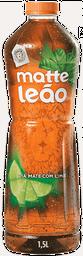 Chá Matte Leão com Limão 1,5L