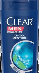 Shampoo Anticaspa Max Fresh Cool Men Clear 200ml