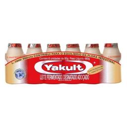 Leite Fermentadomentado Yakult C6