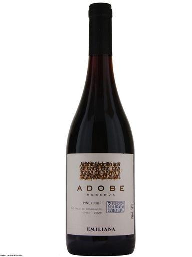 Emiliana Vinho Adobe Reserva Pinot Noir