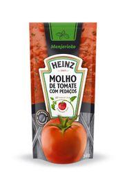 10.19% em 6 Unid Heinz Molho de Tomate Manjericão Sachê