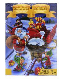 Chocolate Cemoi Advent Calendar 75 g