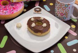 Donuts de Nutella com Leite Ninho