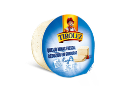 Queijo Minas Frescal Light Tirolez